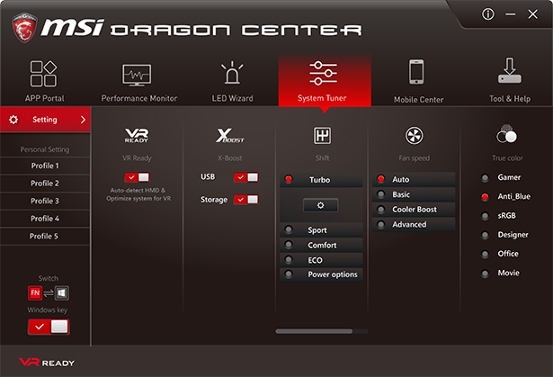 I need to download MSI Dragon Center 2!