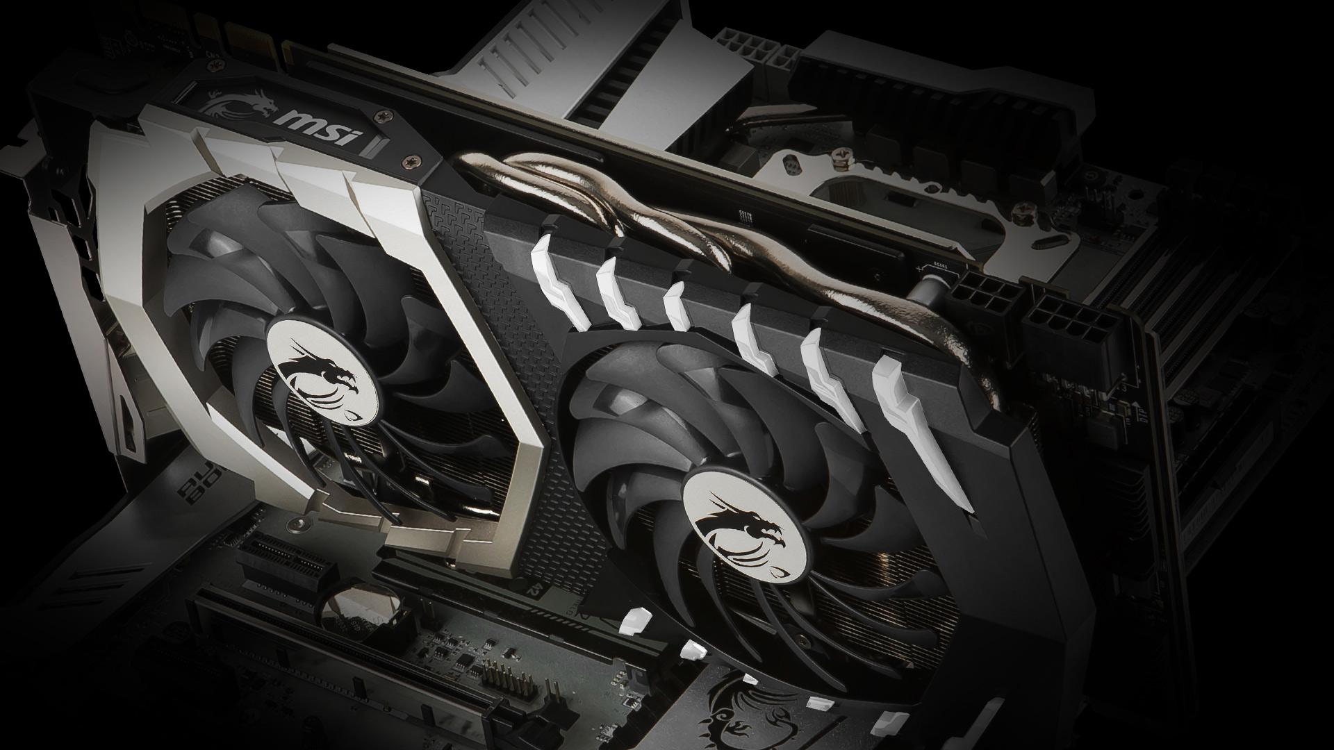 MSI Gaming GeForce GTX 1070 Ti Titanium 256-Bit 8GB GDDR5 VR, DirectX 12 SLI