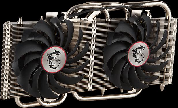 MSI Geforce GTX 1060 Gaming X 6G Twin Frozer VI PCI-E Graphics Card