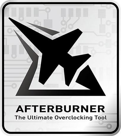 MSI Afterburner logo