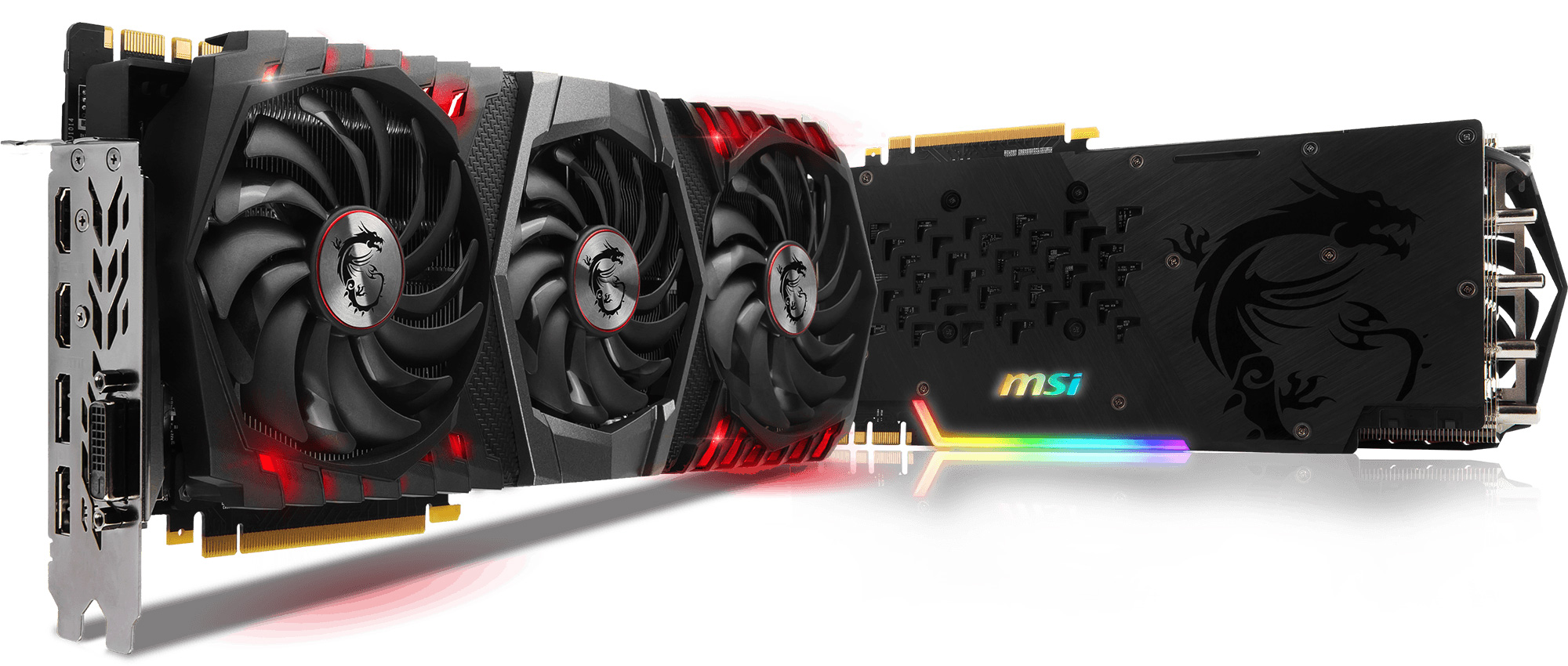 Led effects MSI Gaming App
