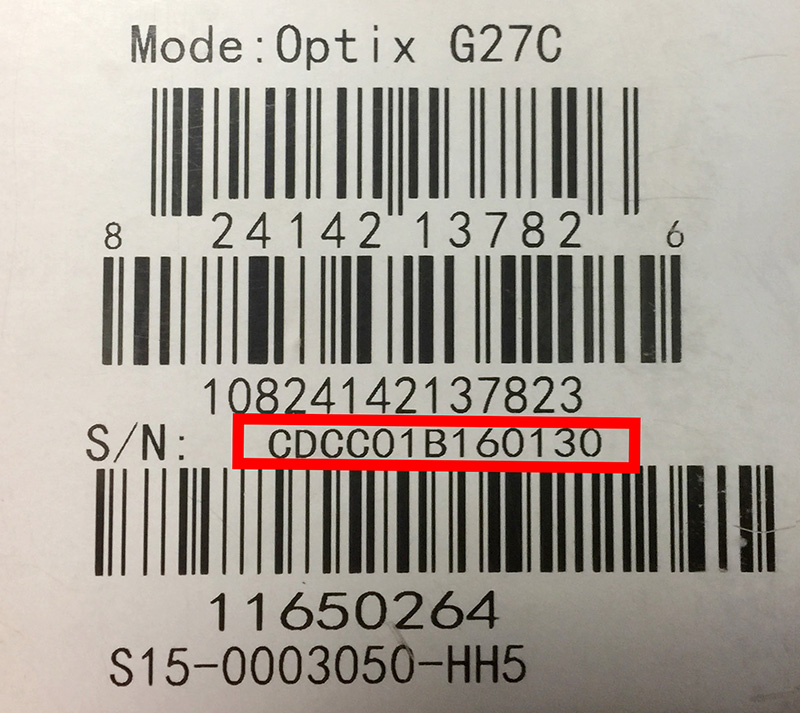 Warranty Information | MSI Global