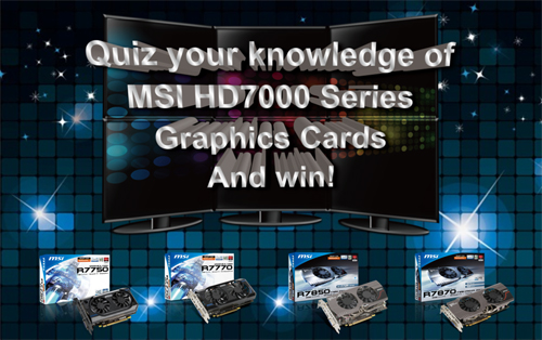 Challenge what you know, and upgrade your graphics card for