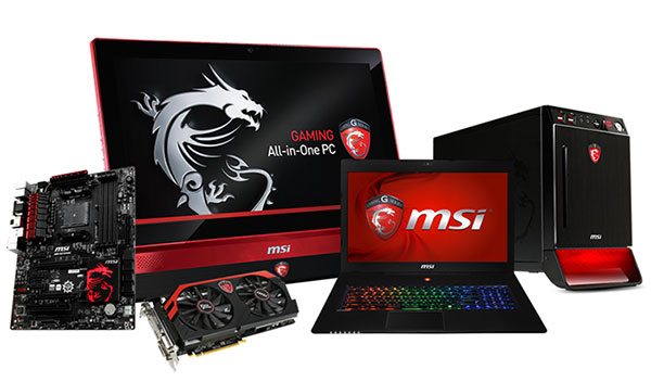 MSI New GAMING Product Lineup To Feature XSplit Gamecaster