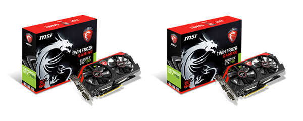 NVIDIA Maxwell Power, Get it now<br>Enter next-gen   MSI Global