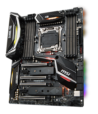 X299 GAMING PRO CARBON AC
