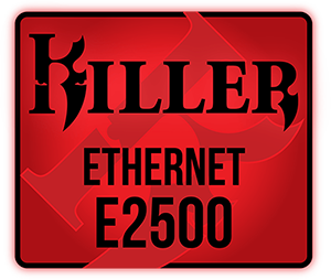 Ensures the lowest latency and highest throughout - Killer Ethernet