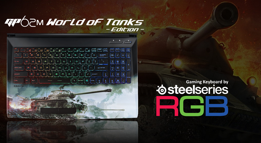 GP62M World of Tanks Edition