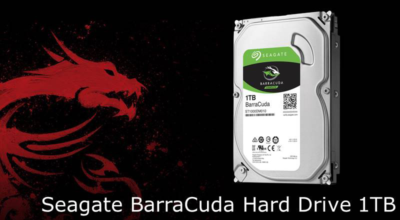 seagate barracuda hard drive 1 TB