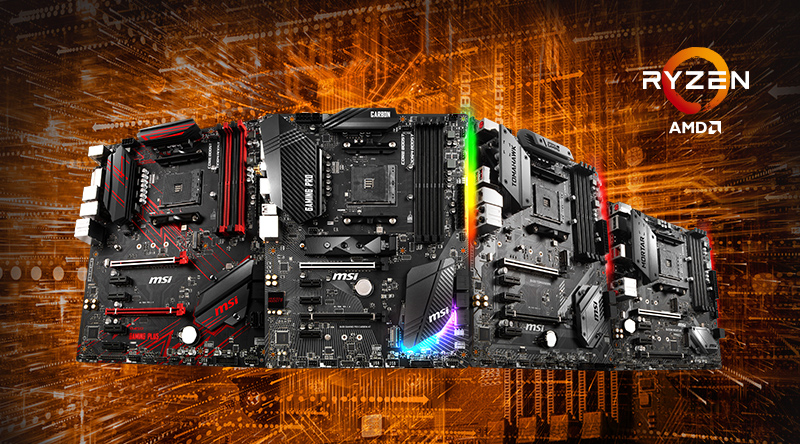 AMD B350 vs  B450 Chipset : What's the main difference?