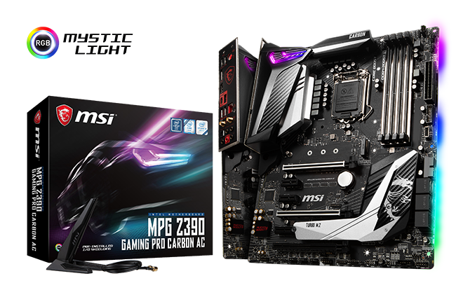 Break Into New Dimensions with MSI Z390 Motherboards   MSI