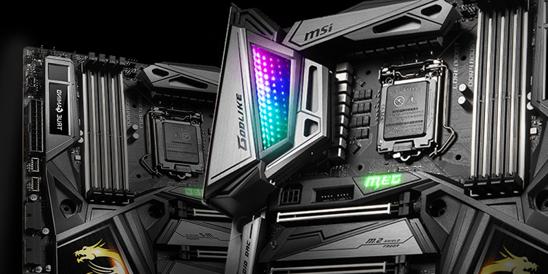 Introduces New Z390 Motherboards Lineup: MEG, MPG and MAG Series
