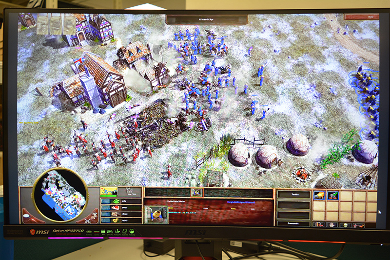 The Amazing Display Mode of MSI's Gaming Monitor