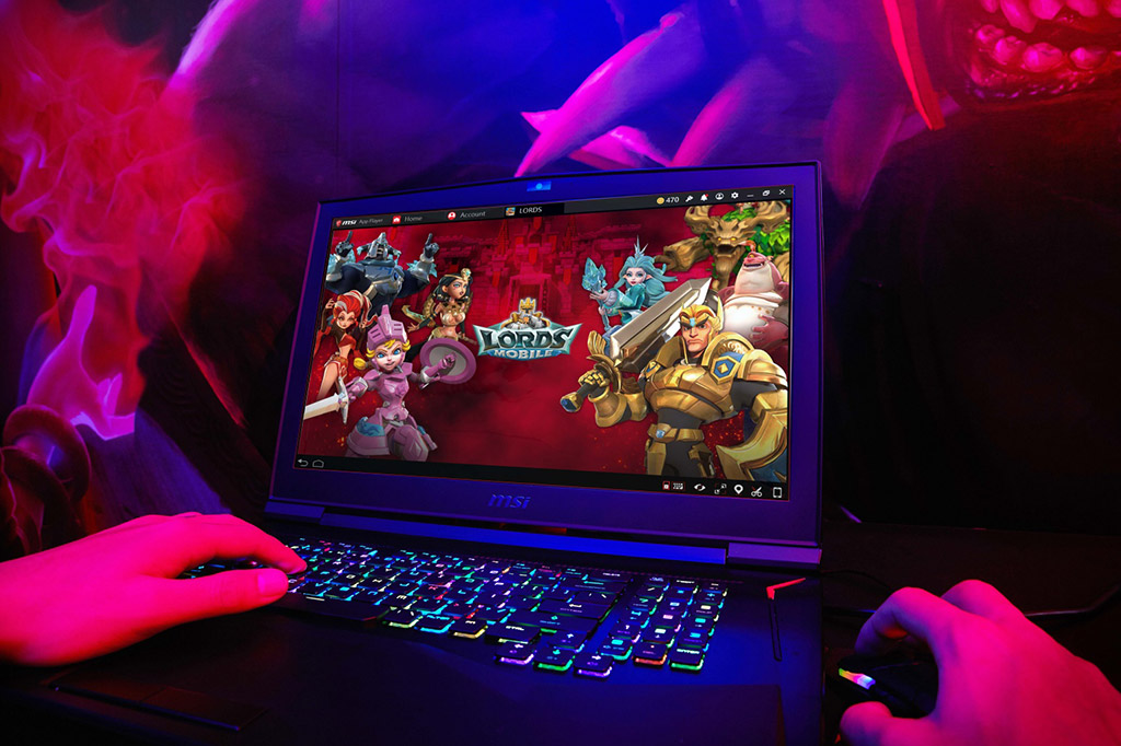 MSI App Player steps into mobile gaming market | MSI Global
