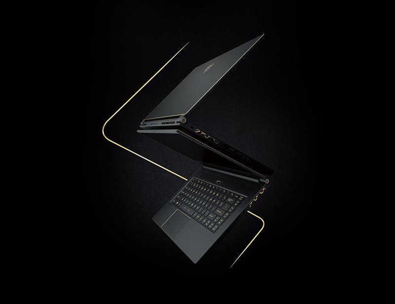 MSI GS65 Stealth Thin: Edles Gaming-Laptop mit 144Hz-Display im ...