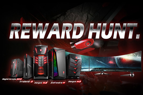 Reward Hunt