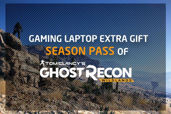 Notebook Season Pass Extra Gift