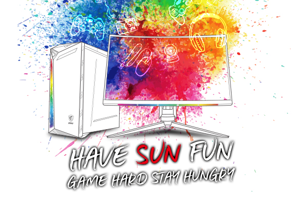 Have Sun Fun! Back To School Promotion
