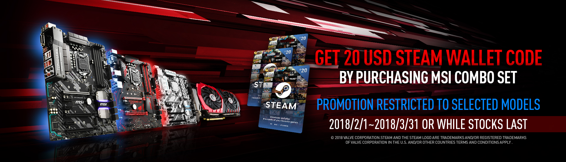 Z270MB steam bundle