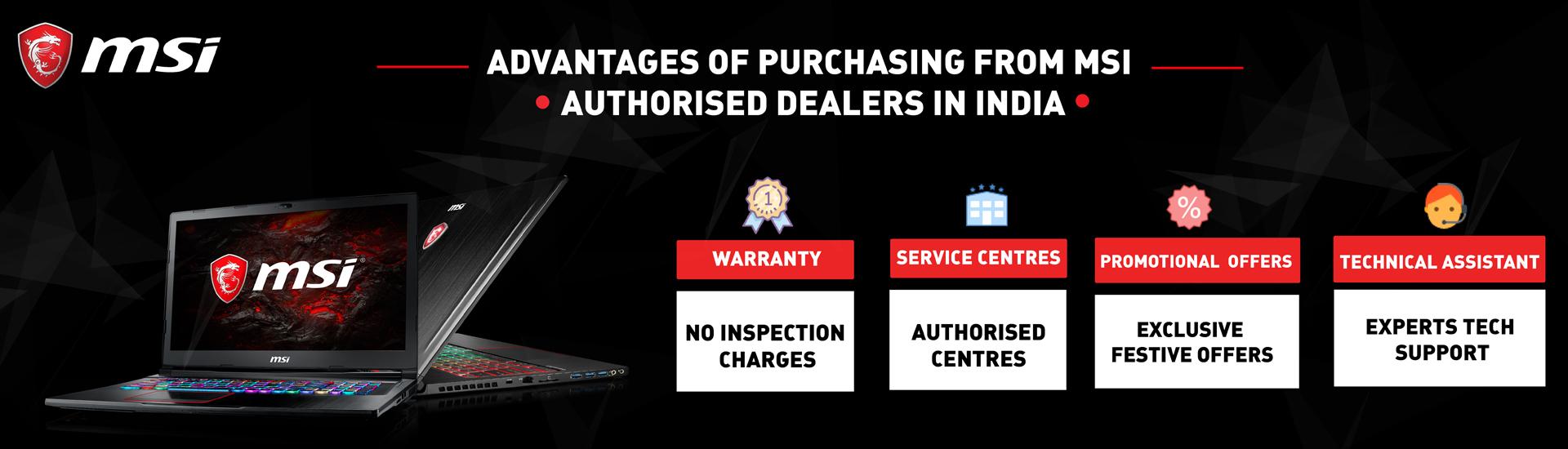 MSI India Announcement-Warranty