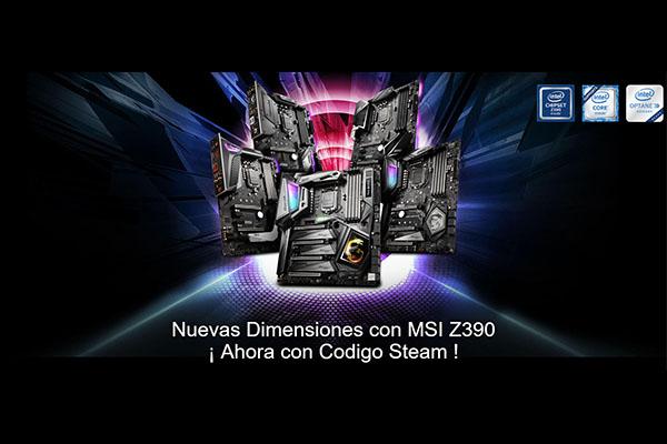 Nuevas Dimensiones con MSI Z390