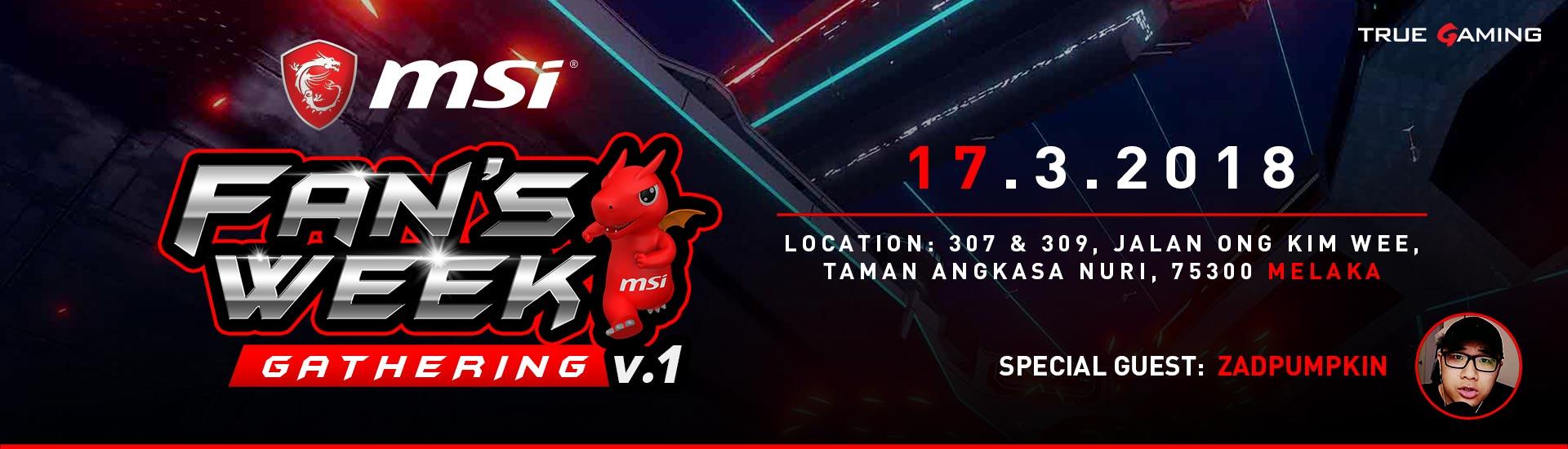 20180317- MSI Fans Week V1