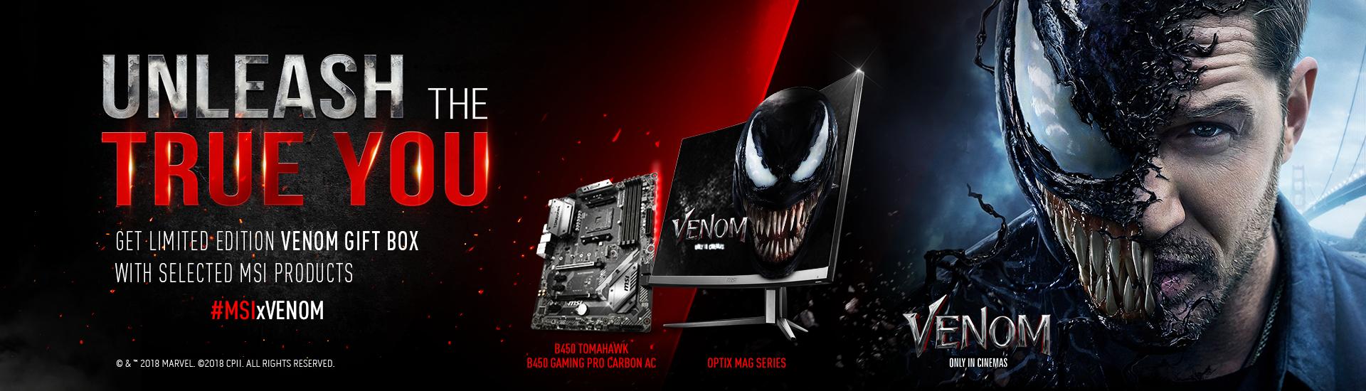 MSI x Venom
