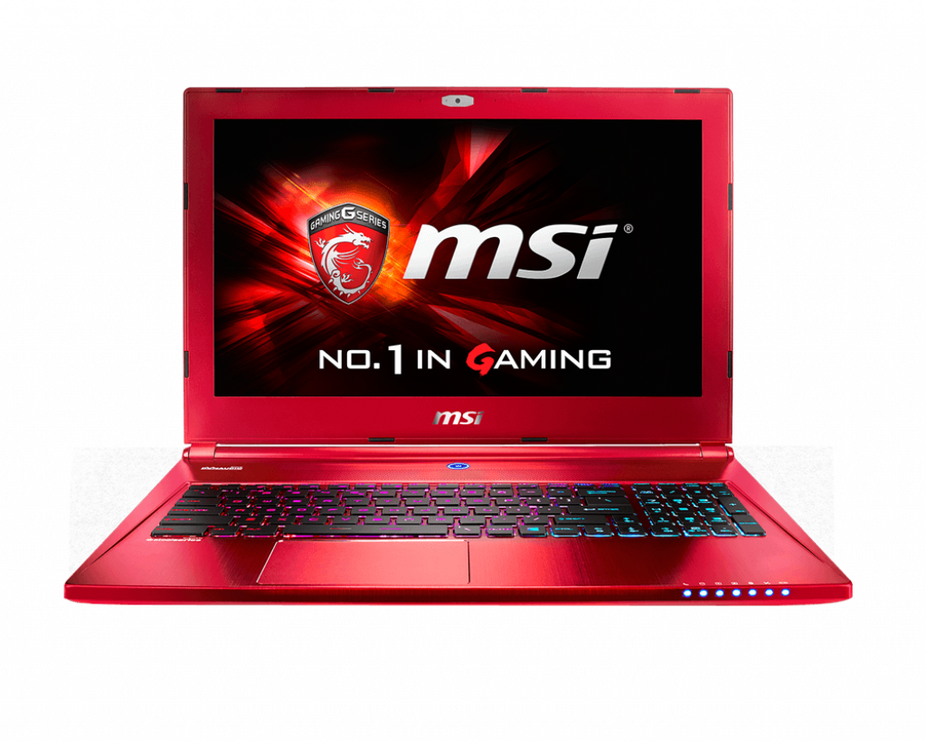 Drivers MSI GS60 2QE Ghost Pro 4K GE Radio Switch
