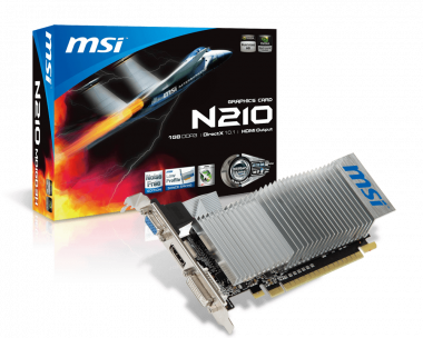 driver carte graphique msi n210 gratuit