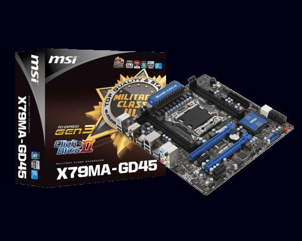 MSI X79MA-GD45 VIDEO GENIE DESCARGAR CONTROLADOR