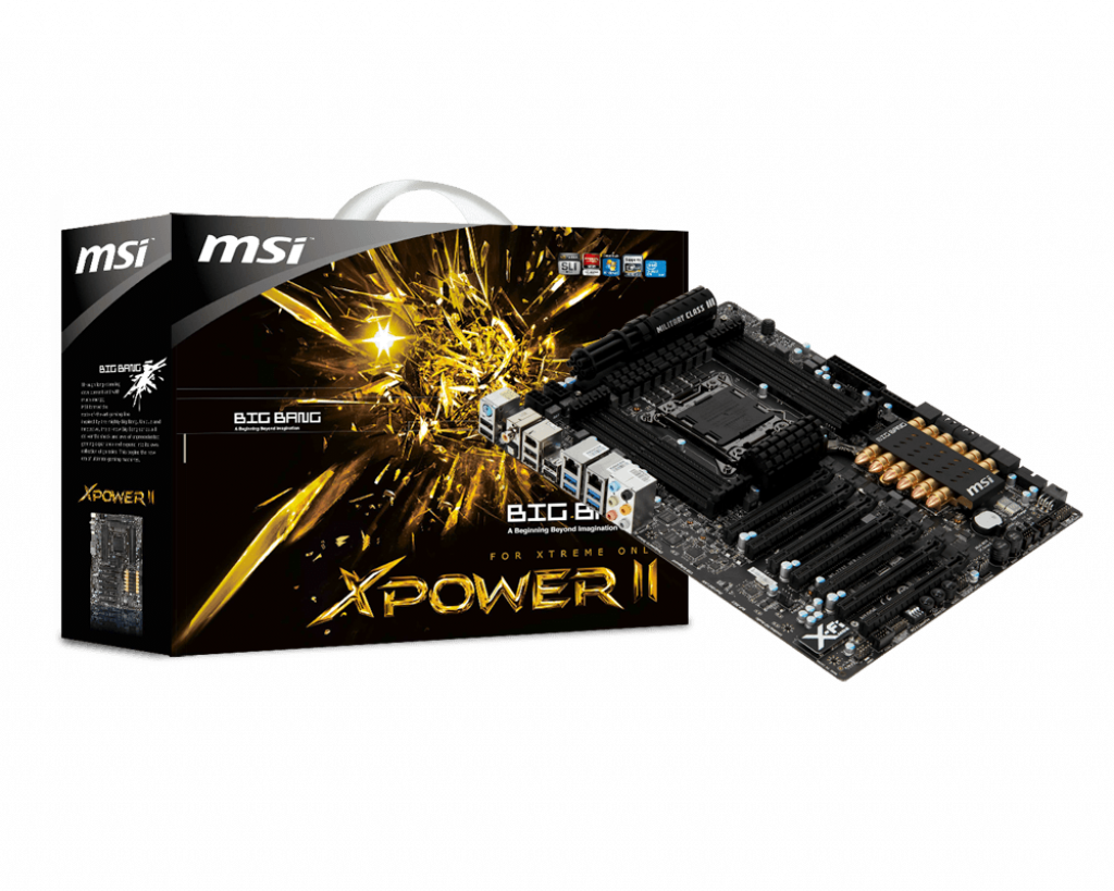 MSI Big Bang-XPower II Control Center Driver for Windows 7