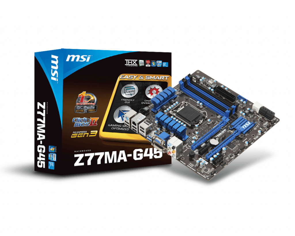 MSI Z77A-G45 Intel Smart Connect Technology Driver