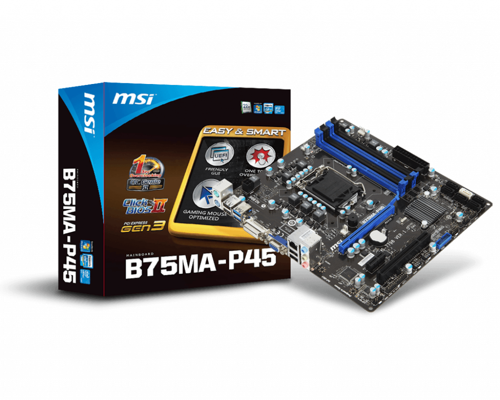 Support For B75MA-P45 | Motherboard - The world leader in