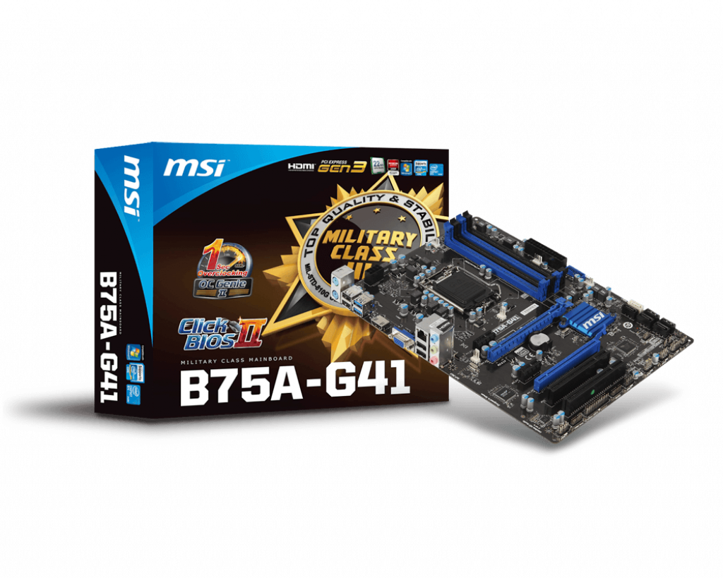 MSI B75A-G41 Network Genie Driver for Windows Download