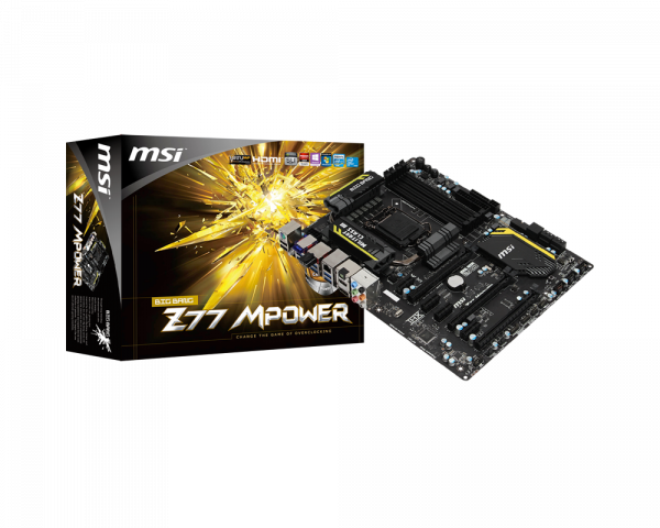 MSI Z77 MPOWER Network Genie Download Driver