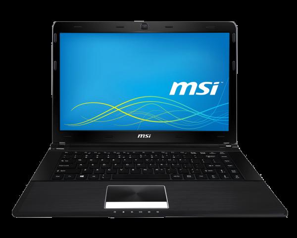 MSI CR42 2M BigFoot LAN Vista