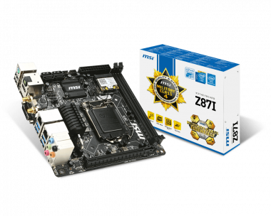 Support For Z87I   Motherboard - The world leader in motherboard