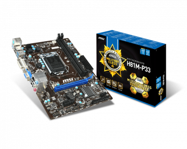 Support For H81M-P33 | Motherboard - The world leader in
