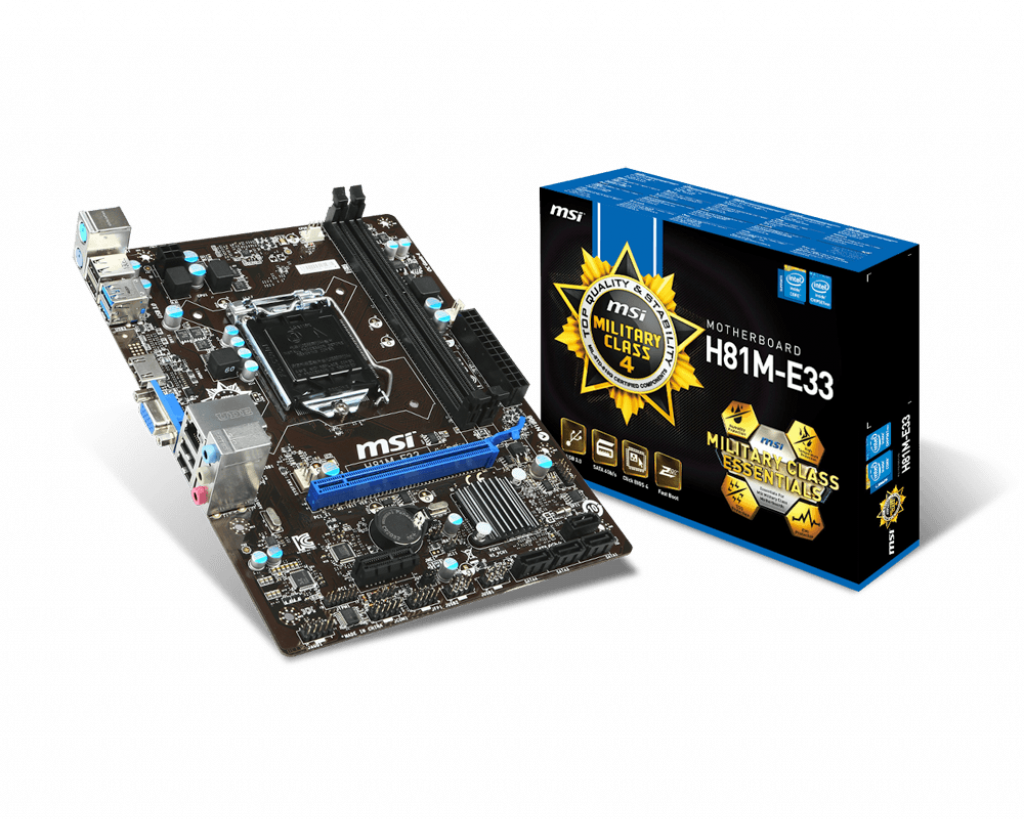 MSI E350DM-E33 OverClocking Center New