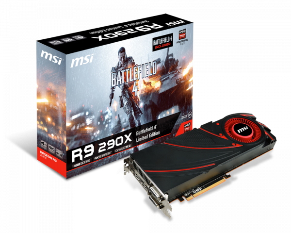Radeon R9 290X 4GD5 BF4 | Graphics card - The world leader