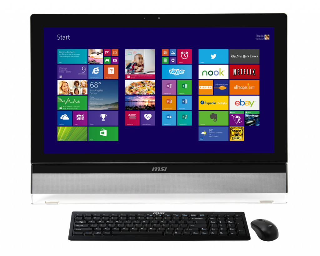 Support For AE270 | All-in-One PC - The most versatile consumer
