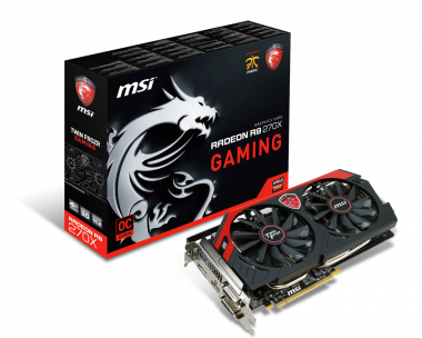 Support For Radeon R9 270X GAMING 4G   Graphics card - The world