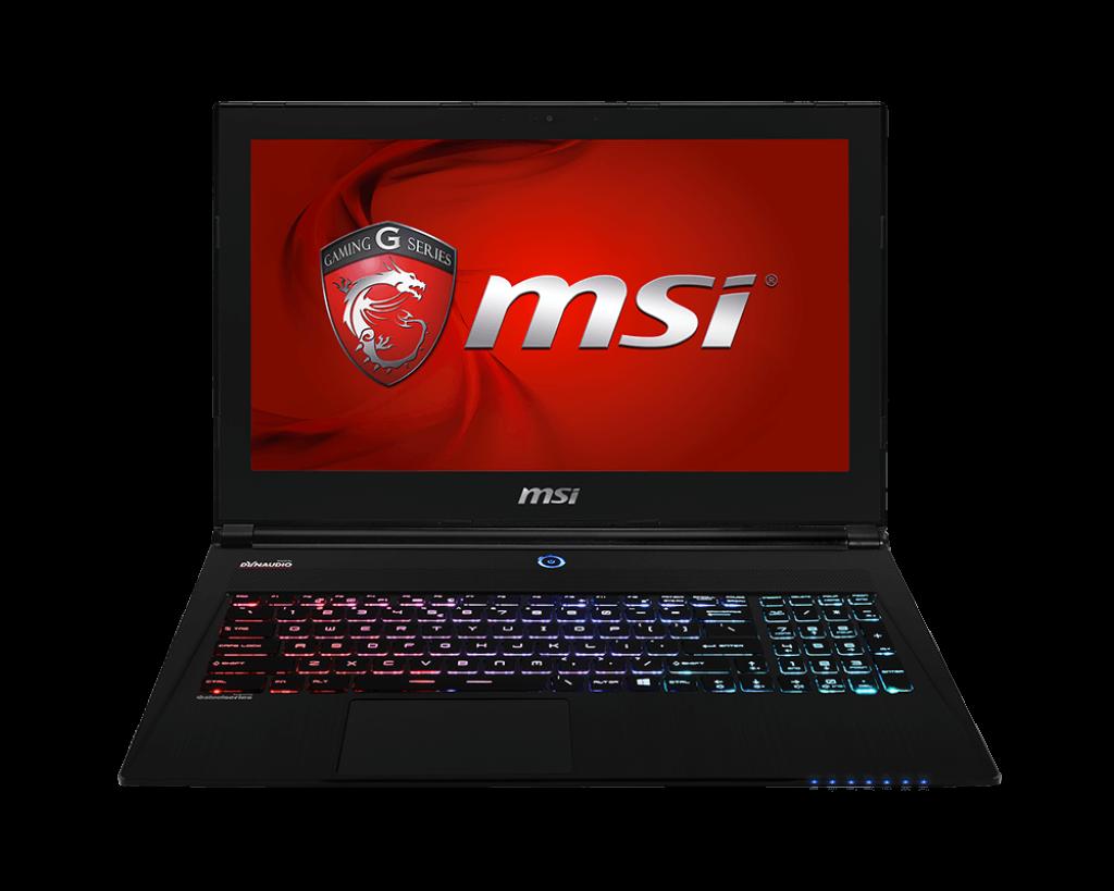 MSI GS60 2PC Ghost 3K Edition Windows Vista 64-BIT