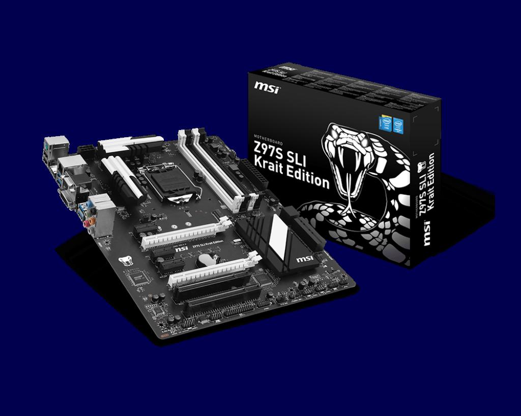 MSI Z97S SLI PLUS ASMedia SATA Driver PC