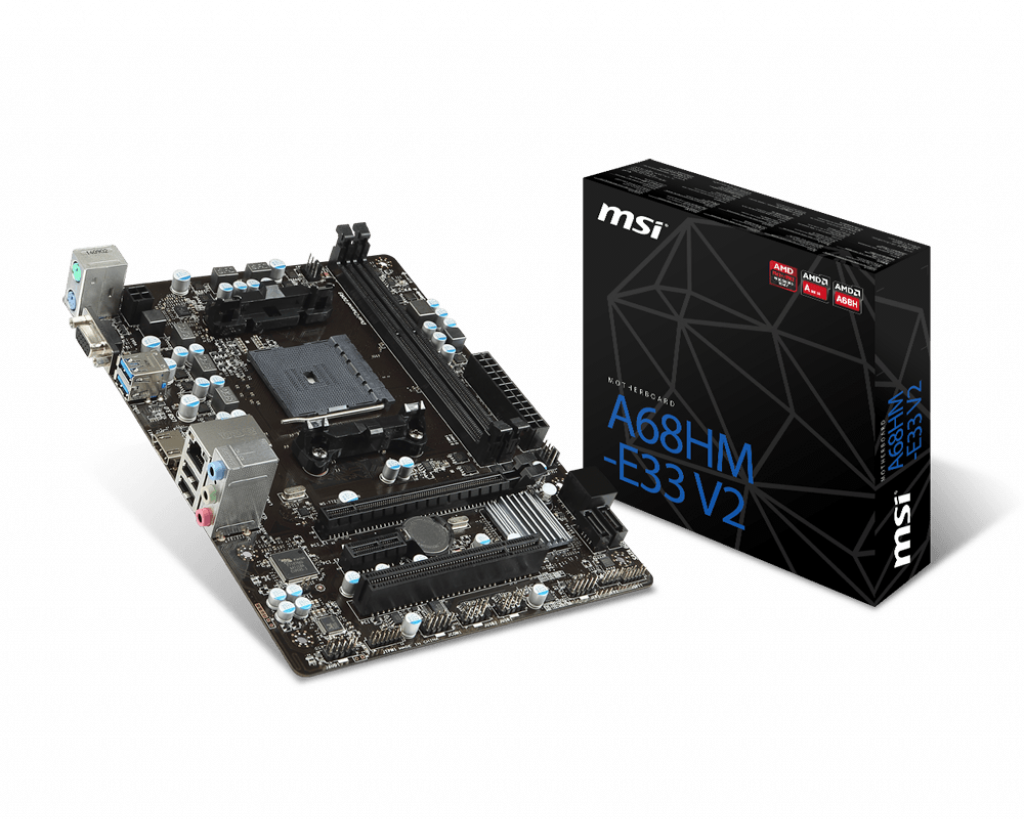 Support For A68HM-E33 V2 | Motherboard - The world leader in
