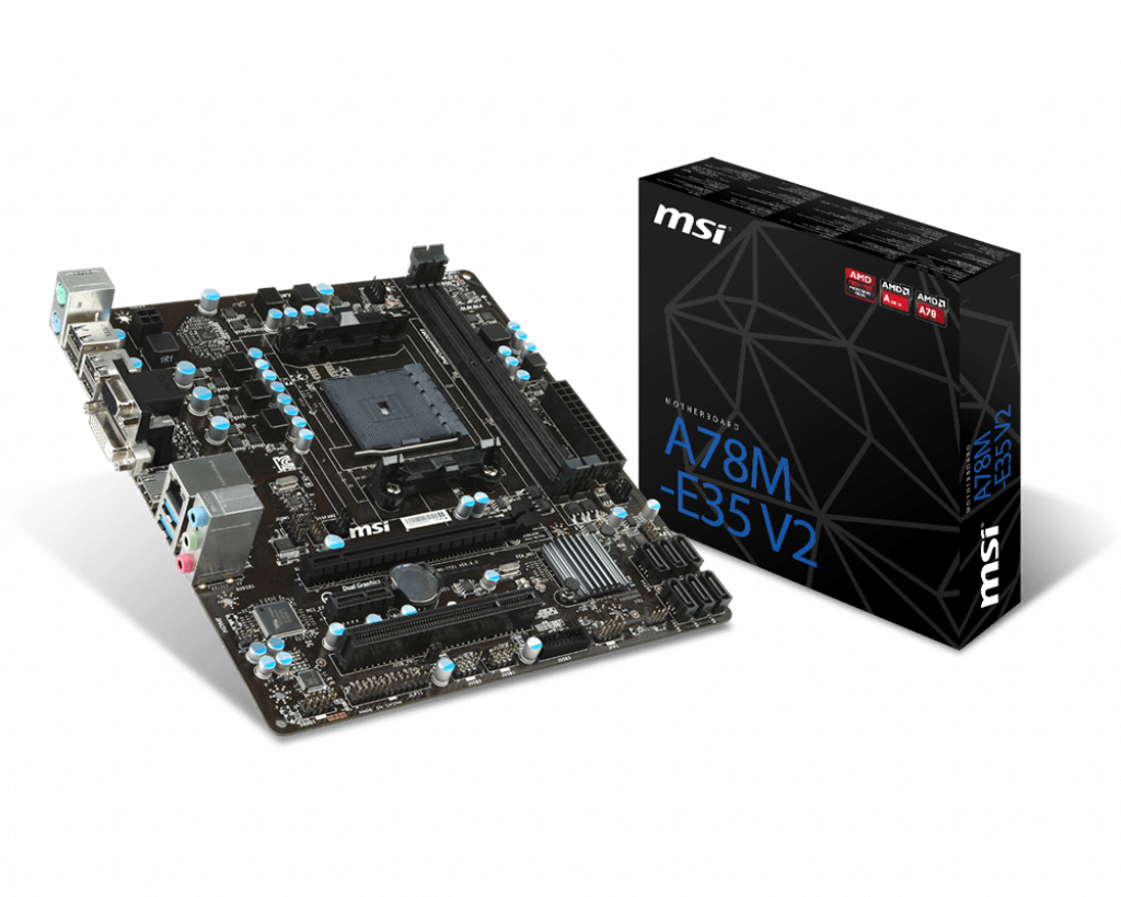 Support For A78M-E35 V2 | Motherboard - The world leader in ... on