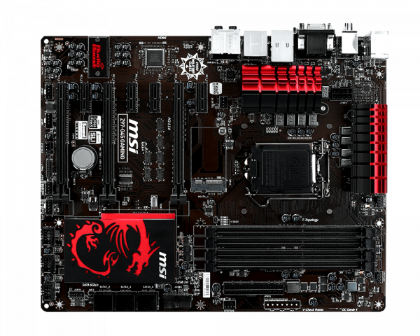 Support For Z97 GAMING 3  Motherboard  The   MSI USA