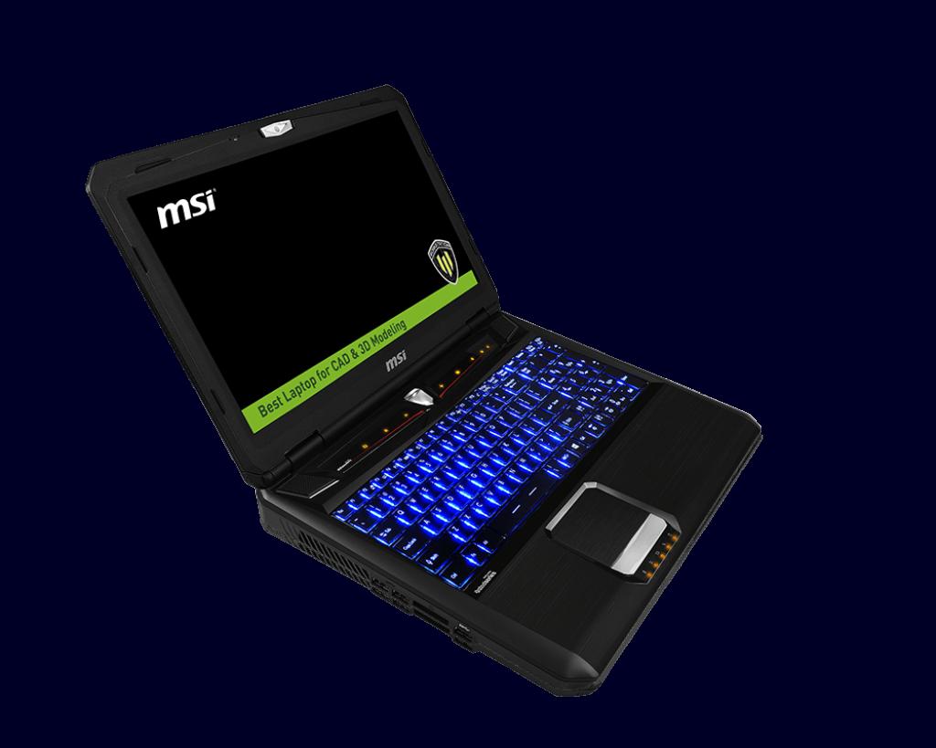MSI WT60-2OK 3K IPS Edition Drivers (2019)