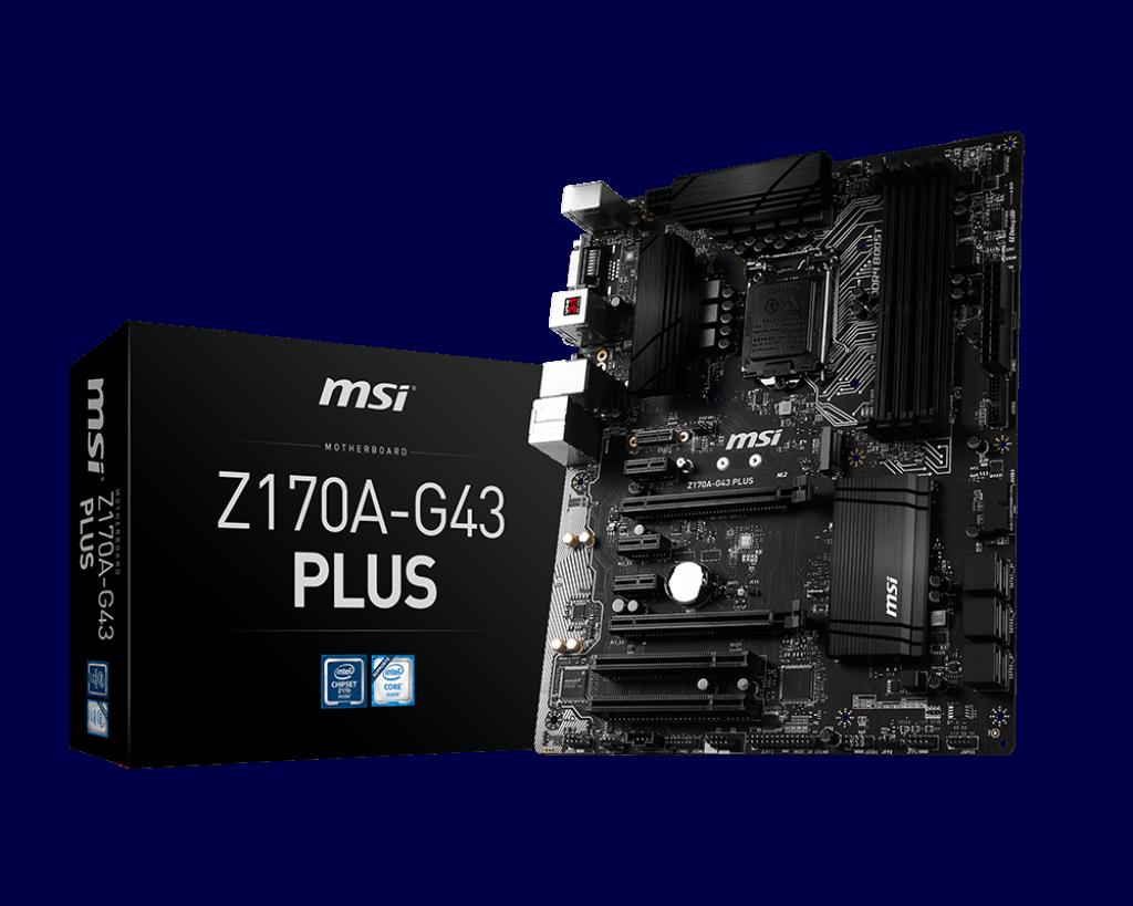 MSI Z170A-G43 PLUS ASMedia USB 3.1 Drivers Download (2019)
