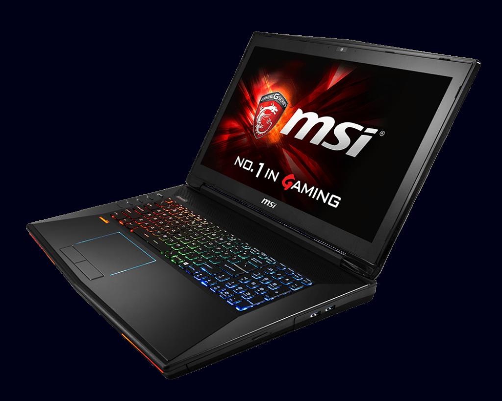 MSI GT72 2QD Dominator G NVIDIA Graphics Update